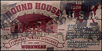 Round House/ラウンドハウス