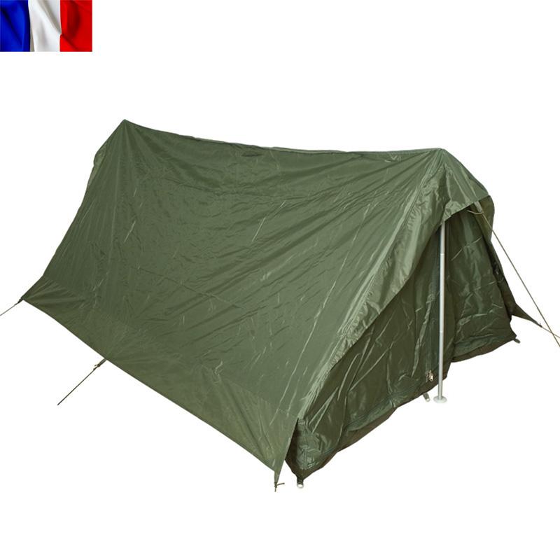 9cf6de23e94a フランス軍 F1 テント パップテント 軍放出品 ミリタリーショップ 通販